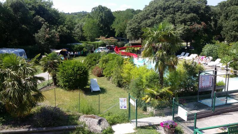 camping carcassonne with pool
