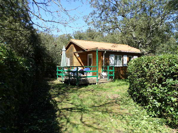 promo chalet camping carcassonne