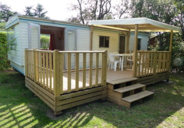 mobile home aude 4 personnes