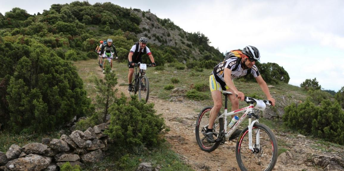 "EVENEMENT VTT CARCASSONNE  ""LE CAP NORE"""
